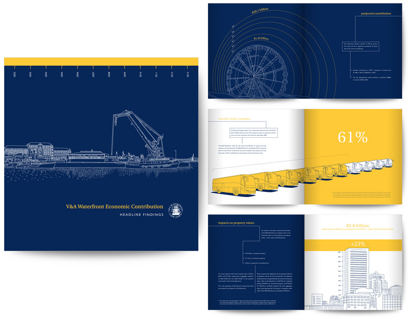 V&A Waterfront Economic Contribution report