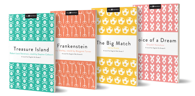 Matched Series Book Cover : Fire and lion designing book series covers